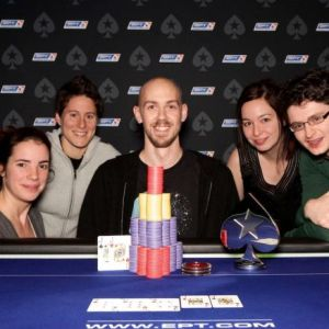 Chidwick, Cates Win Events At 2015 EPT Prague