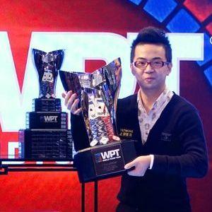 Pete Yanhan Chen Wins WPT Beijing for $300k