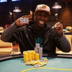 Maurice Hawkins Captures Record 10th WSOPC Gold Ring