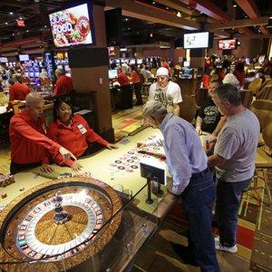 Pennsylvania Casinos Up 1.4% to $285M in April