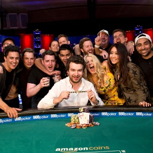 Chris Moorman Captures First Career Bracelet at WSOP 2017