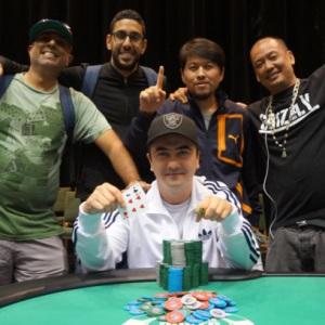 Harry Arutyunyan Wins WSOPC Cherokee for $283k