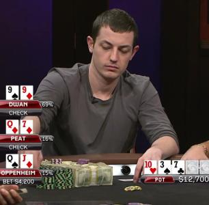 Tom Dwan To Play in Poker After Dark Opening Show