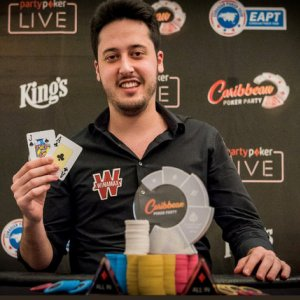 Adrian Mateos Wins Caribbean Poker Event for $250k