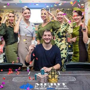 Zisimopoulos Wins 3 Events at Poker Series in Cyprus