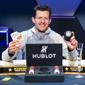 Matt Waxman Claims 2018 WPT Tournament of Champions Title