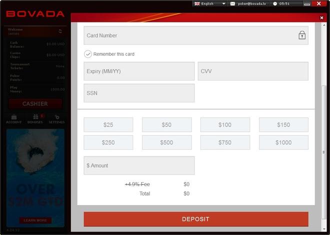 Bovada Poker Review - $500 Bonus + Mobile App Available!