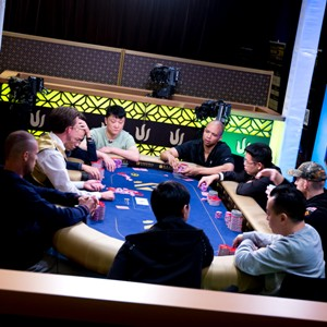 Record €2 million Poker Hand Played at Triton Poker Series