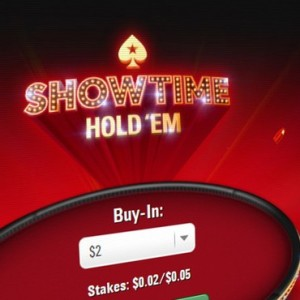 PokerStars Introduces New Hold'em Variant Called Showtime