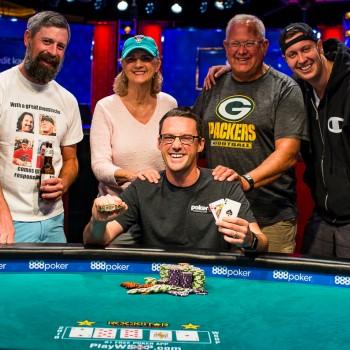 Eric Baldwin Wins WSOP $1,500 NLHE to Claim 2nd Career Bracelet