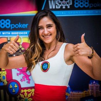 Ana Marquez Becomes 888poker Sponsored Pro