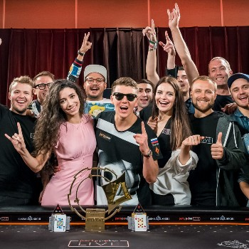 Anatoly Filatov Triumphs at partypoker LIVE MILLIONS Russia Main Event