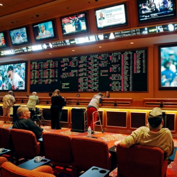 Pennsylvania Receives First Sports Betting Application