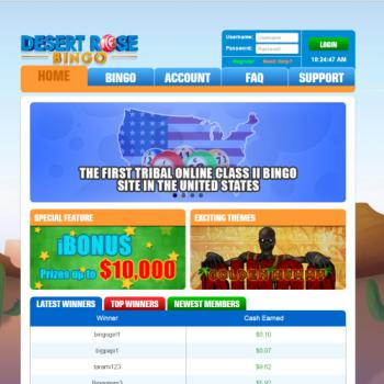 California's Santa Ysabel Tribe Loses Online Bingo Appeal