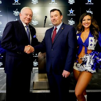 WinStar Becomes First Casino To Sponsor NFL Team