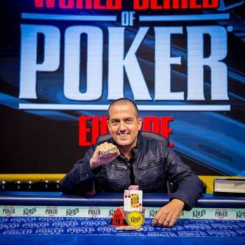 Tamir Segal Triumphs at 2018 WSOPE COLOSSUS for €203,820