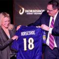 Horseshoe Casino Baltimore Signs Partnership Deal with Baltimore Ravens