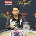Steve Jun Wins 2018 CPPT Bicycle Casino Main Event for $150k