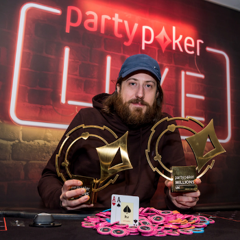 Steve O'Dwyer Wins Second High Roller Event at LIVE MILLIONS UK