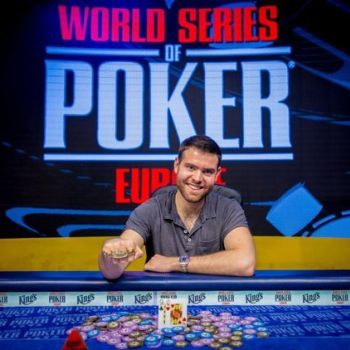 UK's Jack Sinclair Triumphs at 2018 WSOP Europe Main Event