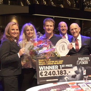Alberto Stegeman Wins Master Classics of Poker Main Event