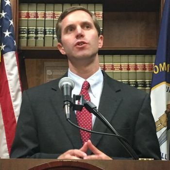 Kentucky Attorney General Andy Beshear