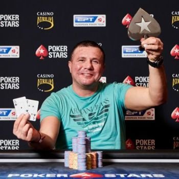 Akin Tuna Wins EPT Prague €10,300 No-Limit Hold'em
