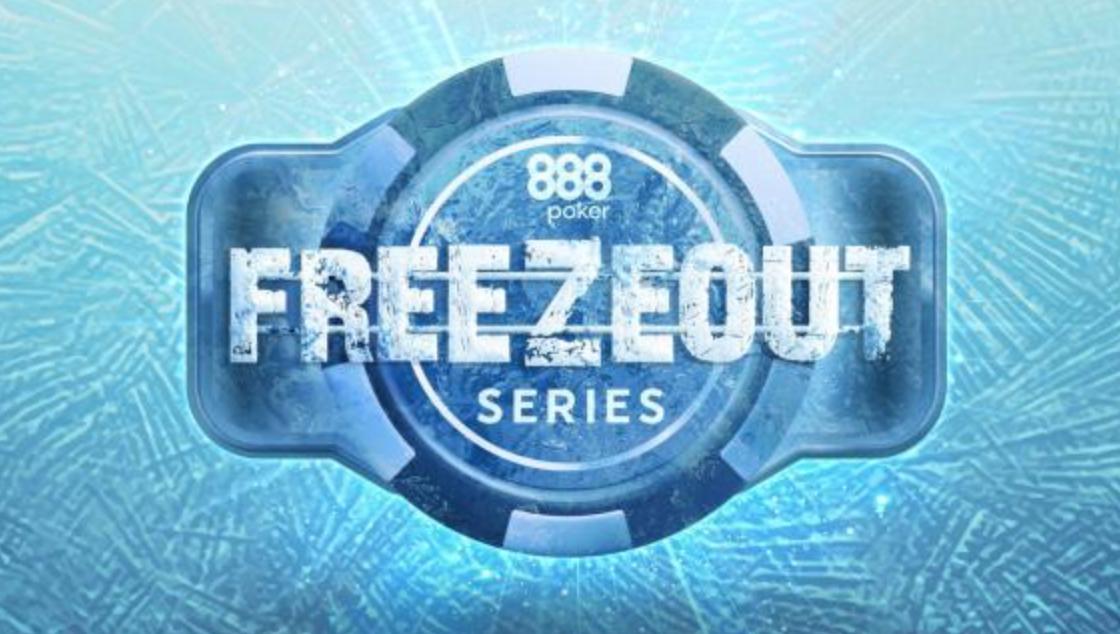 888 poker freezeout