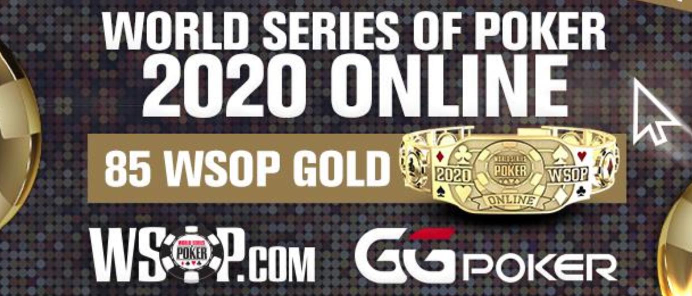 wsop online 2020 opener