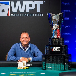 Eric Afriat Wins Third Wpt Title At Fallsview Poker Classic