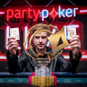 Viktor Blom Claims Victory at LIVE MILLIONS Germany for $1,048,153