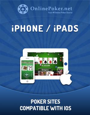 Top 5 iPhone / iPad Poker Apps - Play Real Money on iOS App