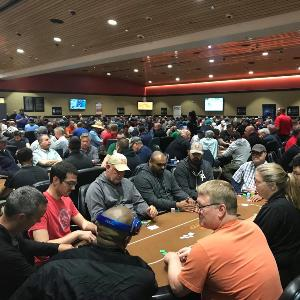 MSPT Hosts Largest Poker Tournament in Michigan History