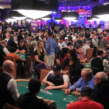2018 WSOP Main Event: Day 1 Winners and Losers