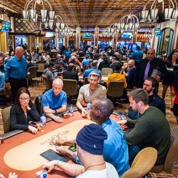 Nevada Poker Revenues in June Highest in Over a Decade