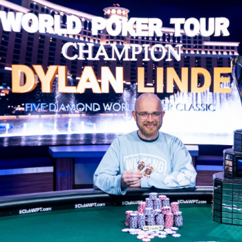 Dylan Linde Wins WPT Five Diamond World Poker Classic