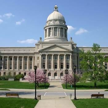 Kentucky online poker bill