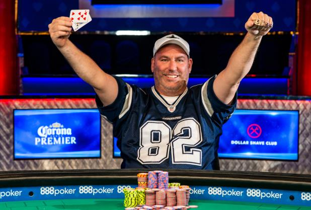 John Gorsuch posts amazing win in WSOP Millionaire Maker
